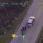 1 day, 2 shootings in spotlight: Terence Crutcher's death prompts outcry