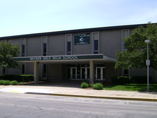 Nathan Hale High School started a youth wrestling team