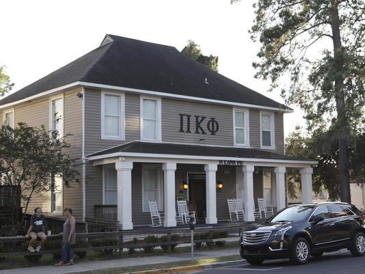 Florida State Greek Life Suspended