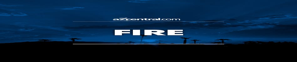 Fire breaks out at Phoenix recycling plant