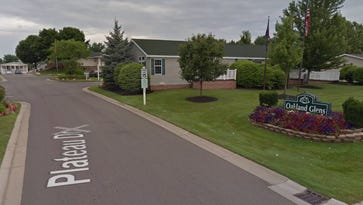 Body of Novi woman found strangled in mobile home; man arrested
