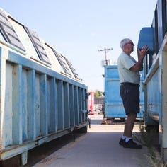 Need to recycle glass in San Angelo? You're basically out of luck
