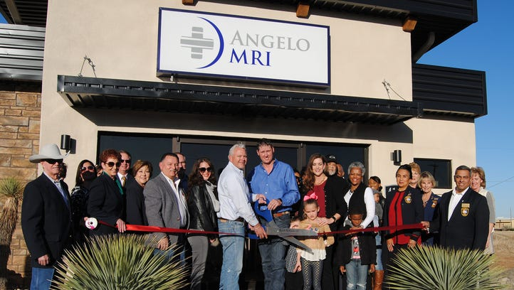 San Angelo businesses snip the ceremonial red ribbons