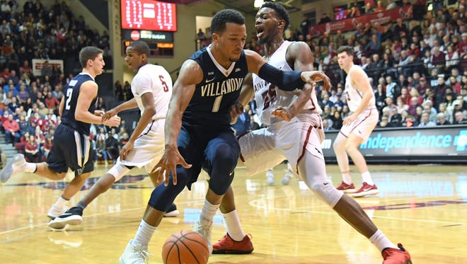 Villanova and Jalen Brunson are No. 4 in the Associated Press rankings, but No. 9 on Graham Couch's Ballot.