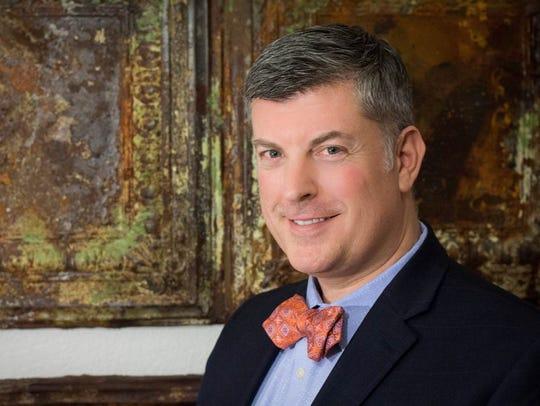 Ryan Taylor became general director of Arizona Opera