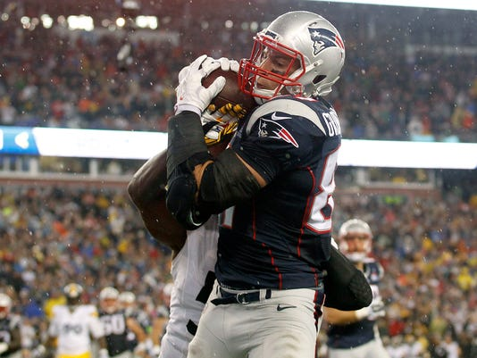 Defending Rob Gronkowski is Bills' 'King Kong' obstacle