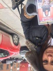 Maria Sanchez, community leader who helped organize