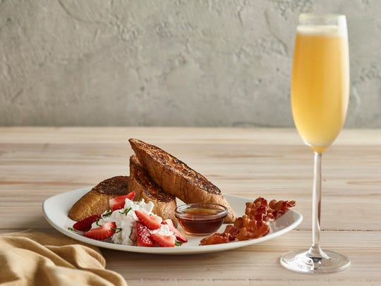 The French Toast from Bonefish Grill
