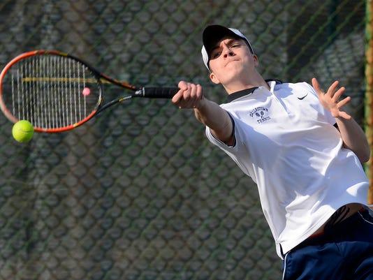 Dallastown hosts Dover in boys' tennis