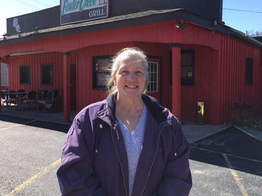 Tricia Houston has plans to open the Farmstand Market & Cafe this June.