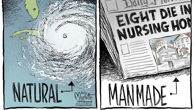 Hurricane Irma commentary by Andy Marlette