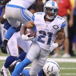Detroit Lions' Ameer Abdullah: I'm better than whatever RB they were gonna bring in