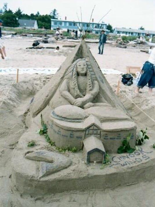 SAL Sand castle