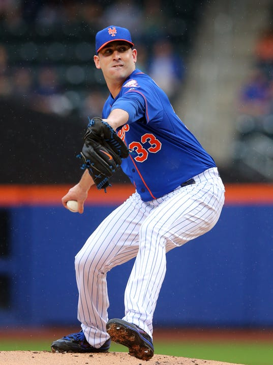 USP MLB: CINCINNATI REDS AT NEW YORK METS S BBN USA NY