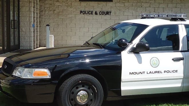 Mount Laurel police searched Parkway School after a man called in a threat.