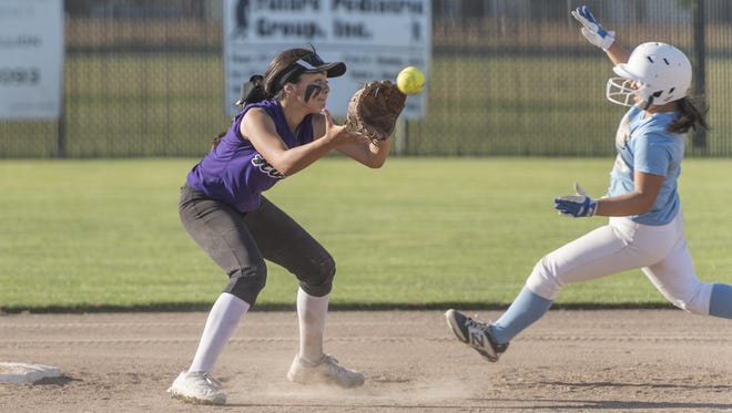 Mission Oak's Lauren Reynoso is the unofficial Central Section leader with 49 RBIs this season.