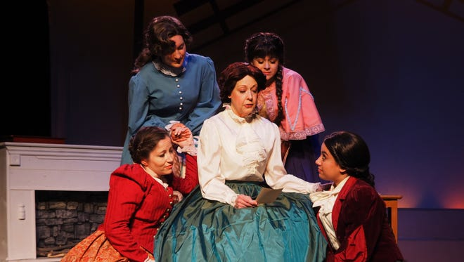 'Little Women, the Broadway Musical,' is playing through July 15 at the Camarillo Skyway Playhouse.