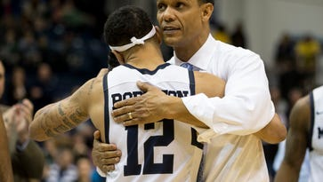 Monmouth's Rice, Manhattan's Masiello maintain strong relationship