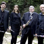The Asheville Clarinet Ensemble plays holiday chamber music Dec. 20 at White Horse Black Mountain.
