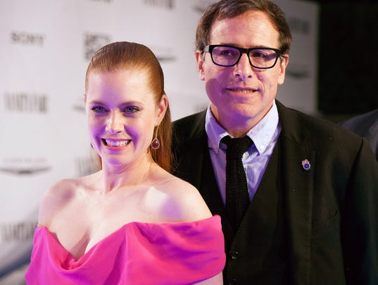 David O Russell and Amy Adams