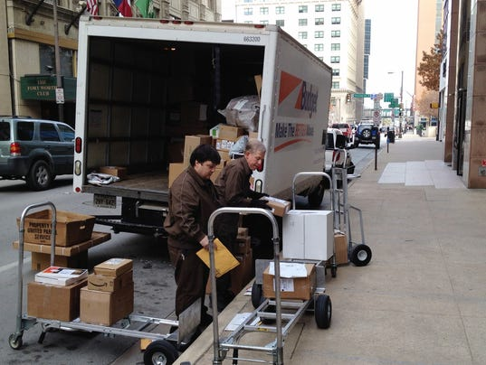 UPS Holiday Package Delivery Delays