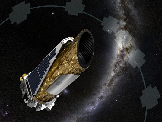 Has Kepler spotted an 'alien megastructure?'