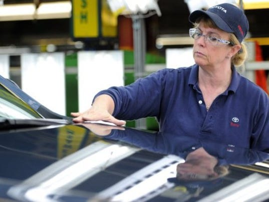 Indiana chamber pushing for better workforce for Toyota motor manufacturing indiana inc princeton in