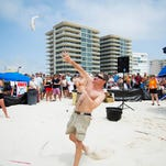 Flora-Bama Mullet Toss: Beware the flying fish