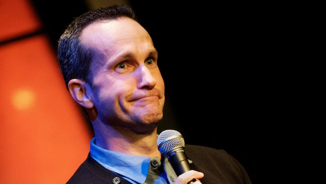 Jimmy Pardo will perform March 8-10 at Crackers Comedy Club.