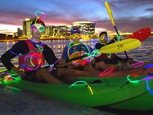 Glow Paddle