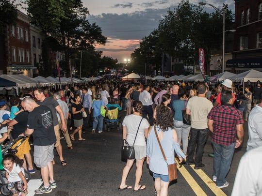 Englewood's annual Summer Fest & Sidewalk Sale.