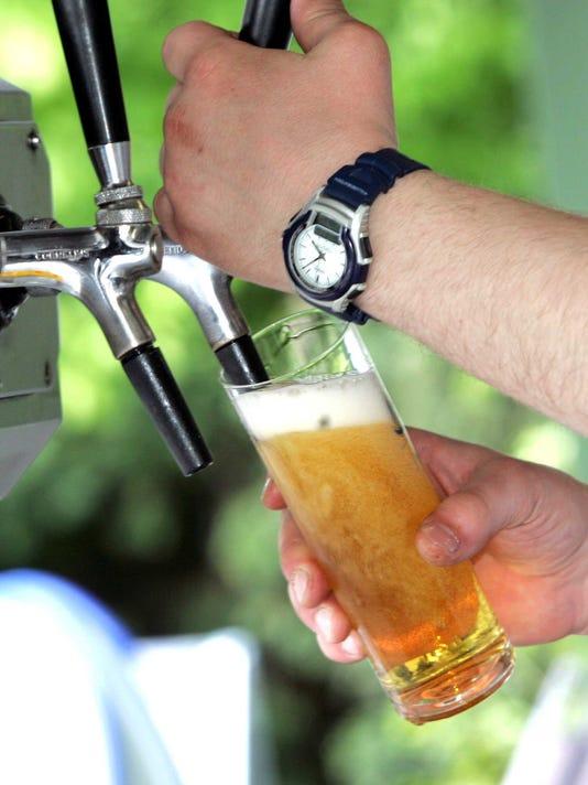 Alcohol sales vote