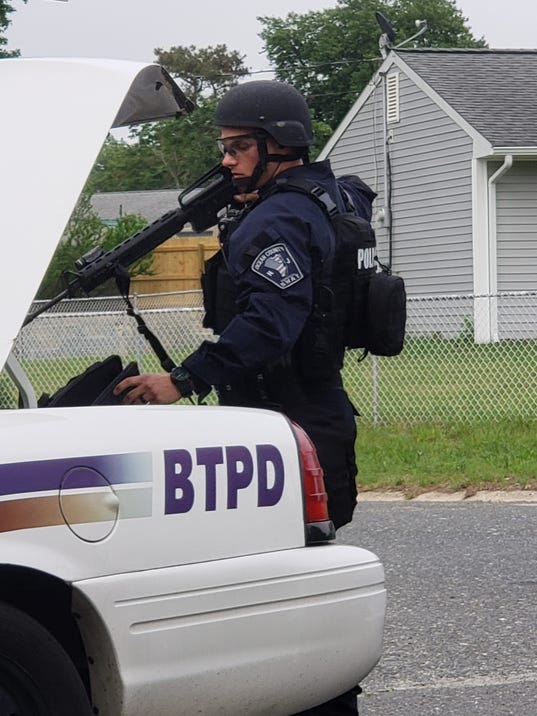 Ocean County SWAT