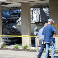 Our Opinion: Welcome progress on parking garage safety