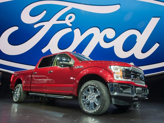 Ford F-150: </div>Just two years after its aluminum-skin