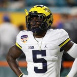 Could Michigan's Jabrill Peppers drop out of NFL draft's 1st round?