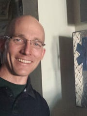 Paul Hogan has been named EMT of the year at Great