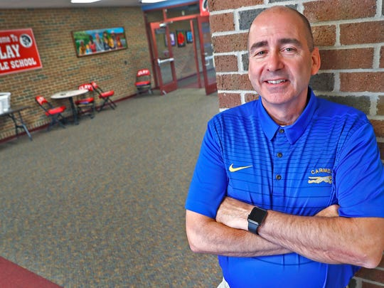 New Superintendent of Carmel Clay Schools Michael Beresford