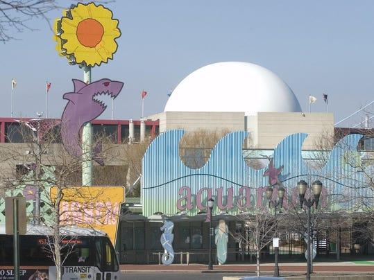 Parking Changes Expected At Aquarium