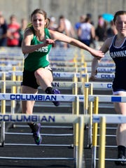 Margaretta's Kassidie Stimmel qualified Friday to state in three events.