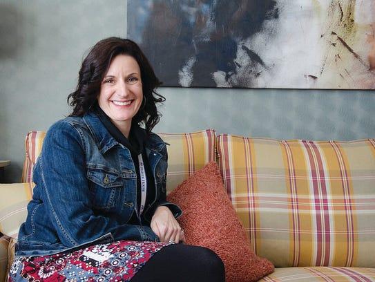 Jennifer Kiefer manages Milwaukee's Fisher House.