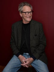 Sam Shepard poses for a portrait during the 2014 Sundance
