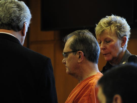Rick Bud Currie, 62, pleaded guilty Tuesday in District