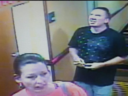 Palm Bay theft suspects