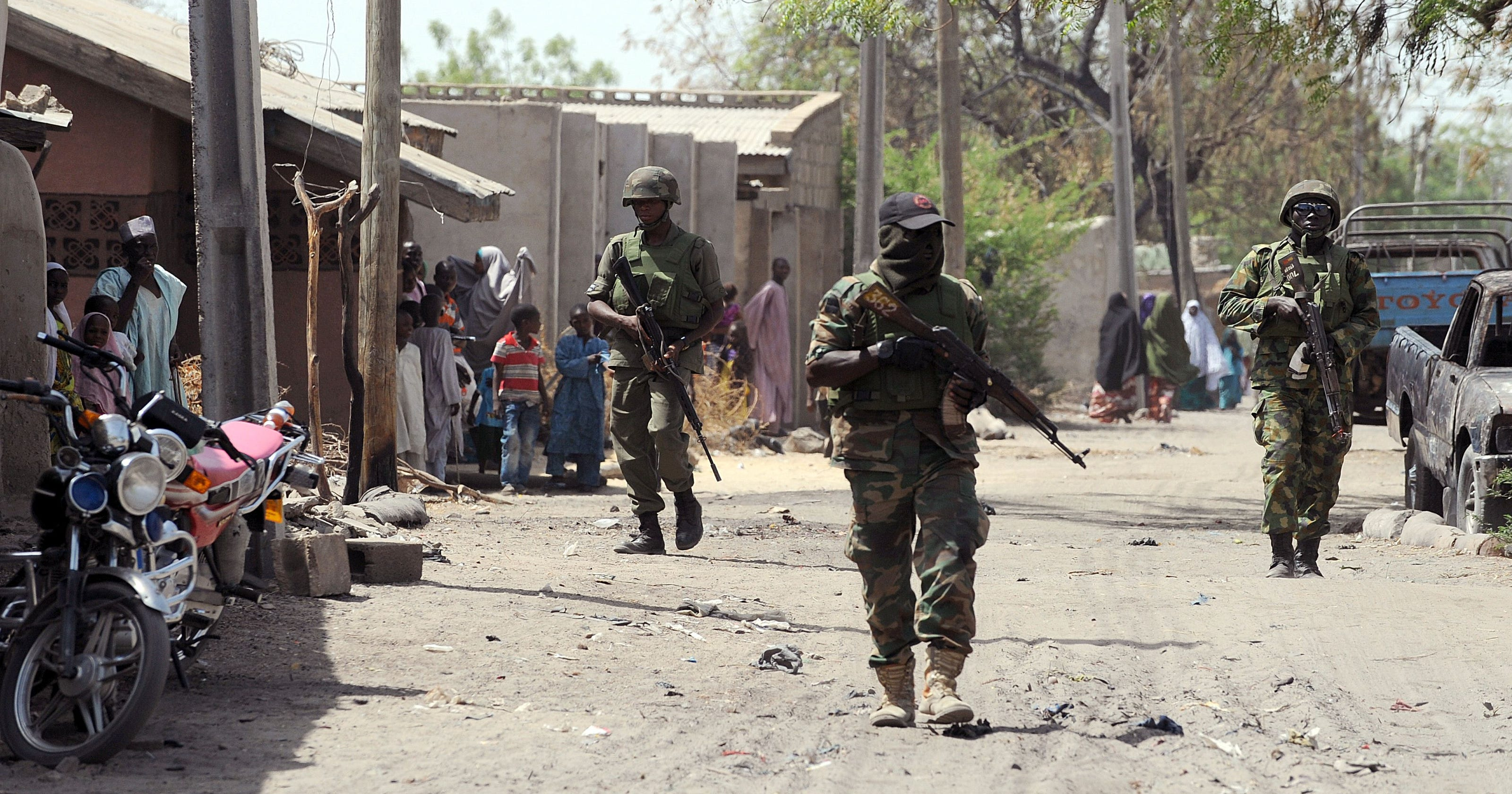 Videos show Nigerian army abuses, Amnesty report says
