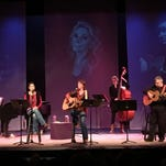 """Stardust and Butterflies...the music of Joni Mitchell, Judy Collins & Joan Baez at the TheatreRocs Showcase and performing Sept Sept. 24 for Fringe"