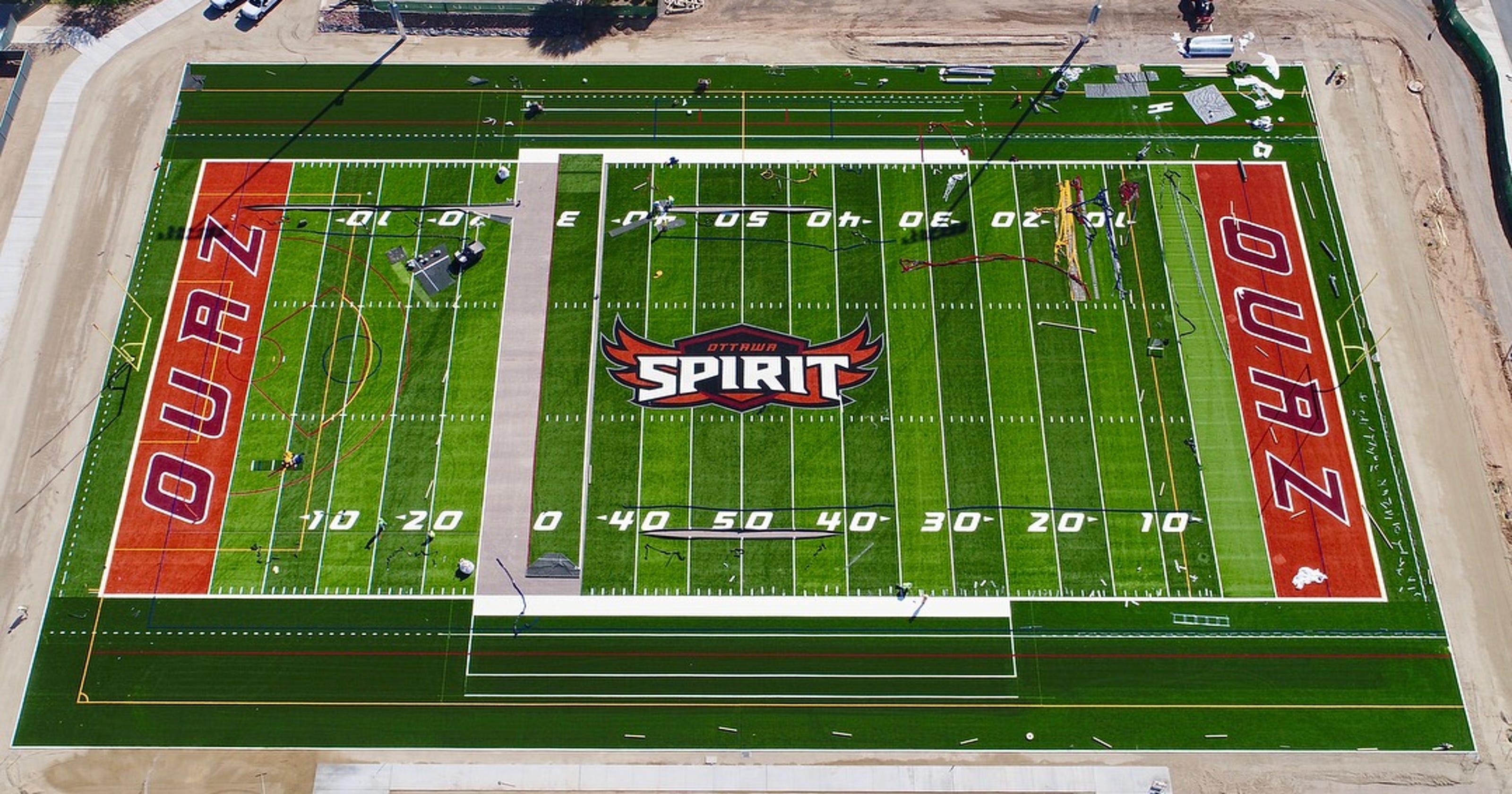 887c9e4c Ottawa University Arizona grows with Spirit Field opening