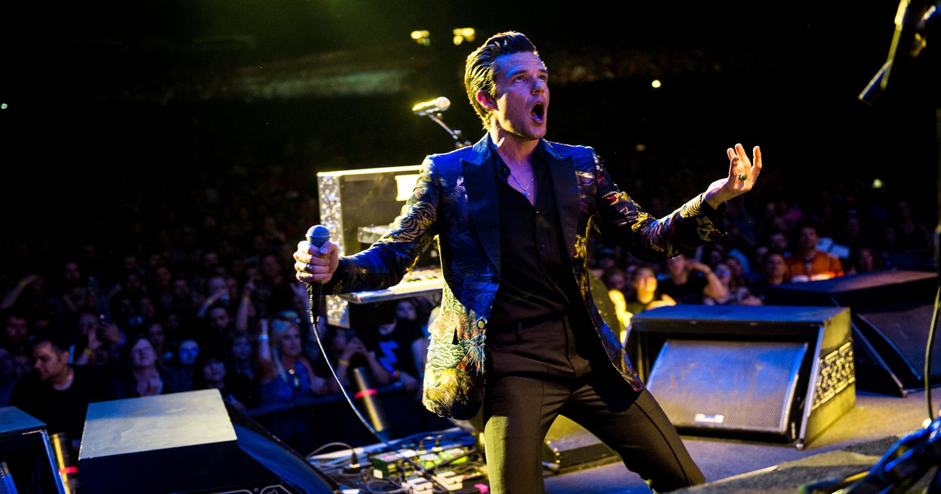 5 ways the Killers keep rock alive at Indianapolis Alt 103.3 show