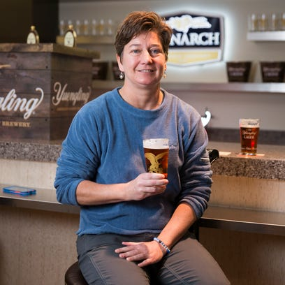 Jennifer Yuengling, one of the daughters of the beer