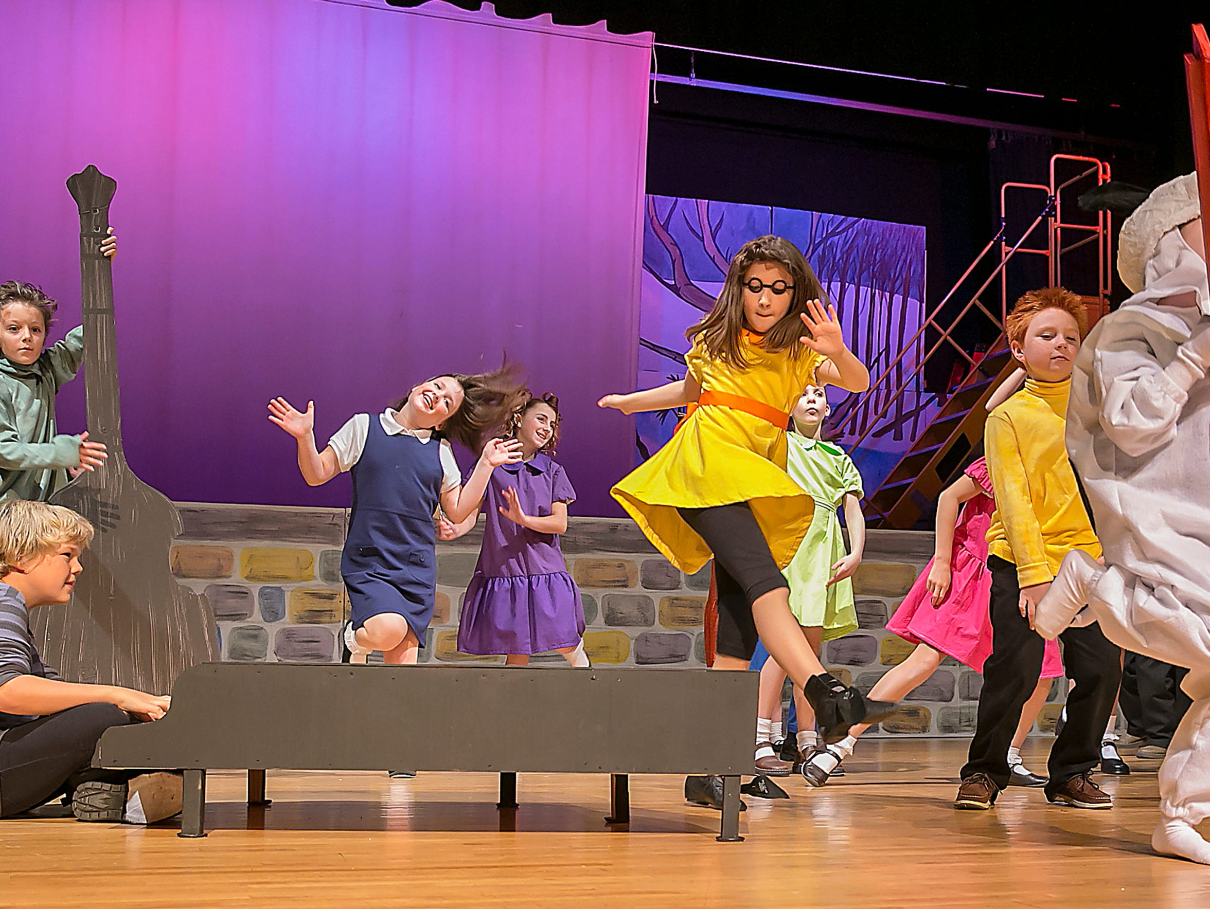 Perform Murfreesboro's production of 'A Charlie Brown